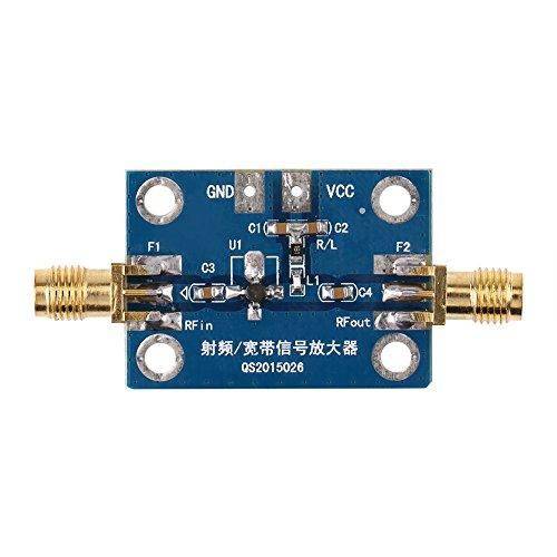 Module Carte Amplificateur Fréquence Radio FM à Large Bande 0.1-2000MHz Gain Elevé 30dB Faible Bruit LNA