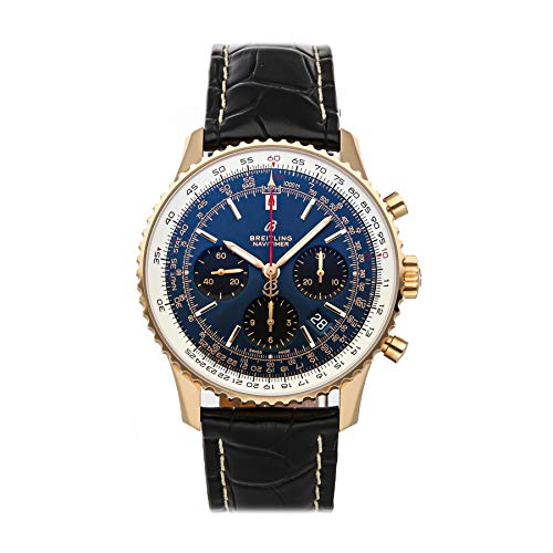 Breitling Navitimer Automatic Blue Dial Watch RB0121211C1P1 (Pre-Owned)