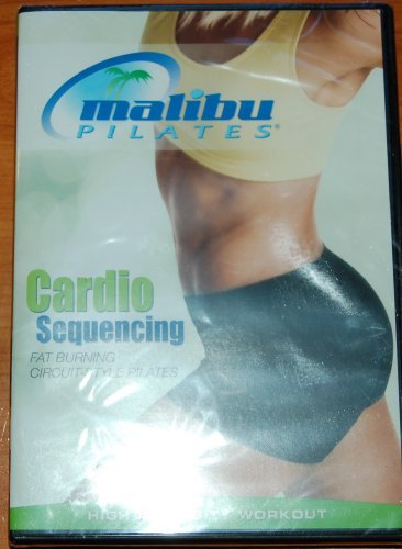 Malibu Pilates Cardio Sequencing Fat Burning Circuit-Style Pilates DVD