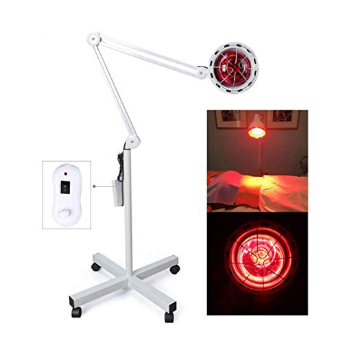 Read About Infrared Light Heat Lamp for Red Light Therapy, Does Good to Blood Circulation, Relieves ...