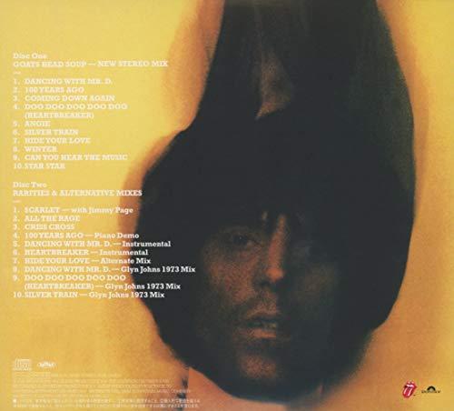 山羊の頭のスープ 2CDデラックス(通常盤)(2SHM-CD)