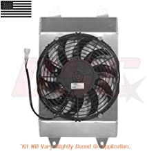2014-2018 Yamaha YXM700 Viking Replacement Radiator Cooling Pusher Fan