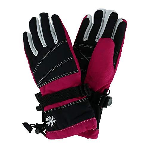 Grand Sierra Meisjes 7-16 Snowboard Waterdichte Handschoen