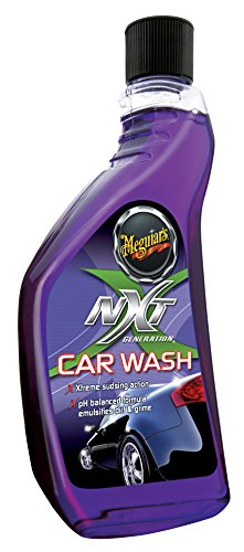 Meguiar\'s G12619EU NXT Car Wash Autoshampoo, 532 ml