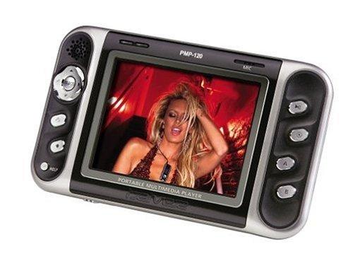 iRiver PMP-120 MP3-/MPEG4-Player 20GB schwarz
