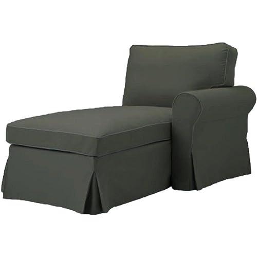 Chaise Slipcover Amazon Com