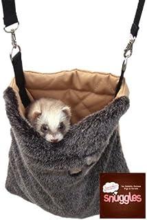SNUGGLES (Boredom Breaker) Snuggles Small Animal Snoozing & Carrying Bag