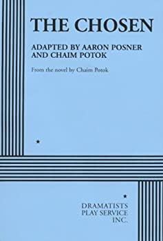 Paperback The Chosen [Play] Book