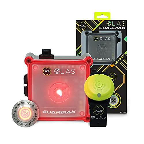 ACR OLAS Guardian   Interruptor inalámbrico de matanza del motor y sistema de alarma de hombre por la borda (Mob)