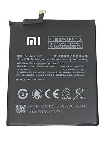 Bateria Redmi Note 5a Prime 5x A1 Bn31 Bn-31