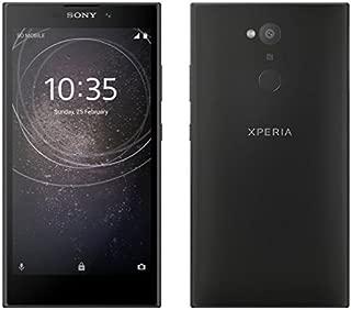 Sony Xperia L2 Dual SIM - 32GB, 3GB RAM, 4G LTE, Black