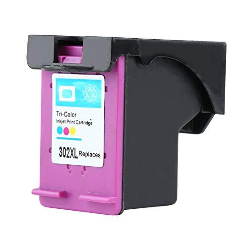 Nuevo Cartucho de Tinta no OEM para HP 302 para HP-302 DESKJET 2130 1110 1115 2134 2135 3630 Envy 4520 4522 4523 4524-1Pc Tri-Color