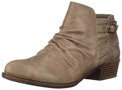 Sugar Women's Trixy Ankle Boot Gray 8.5
