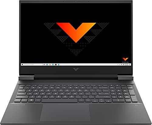 HP Victus by HP 16-d0018ns - Ordenador portátil de 16.1' Full HD (Intel Core i7-11800H, 16GB RAM, 1000GB SSD, NVIDIA GeForce RTX 3050, FreeDOS) Silver - Teclado QWERTY Español