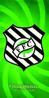Figueirense futebol clube brazilian soccer team velour beach towel 30x60 inches