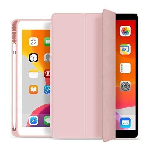 Tech-Protect - Funda para iPad 7/8 10.2 2019/2020 Smart Case con función de encendido y apagado automático [soporte para lápiz]