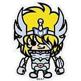 SSS-05 ヒョウガ 聖闘士星矢×パンソンワークスコラボステッカー ミニステッカー 聖闘士星矢公式グッズ