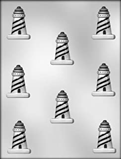 CK Products 1-3/4-Inch Lighthouse Chocolate Mold