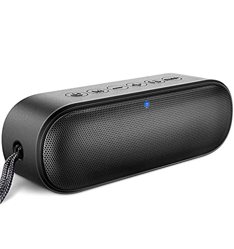 Loud Series Bluetooth Speaker, LENRUE Outdoor Enhanced IPX7 Waterproof...