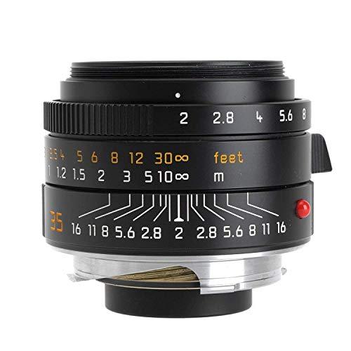 Leica 35 mm/F 2.0 SUMMICRON-M ASPH. Objektiv (Leica M-Anschluss)