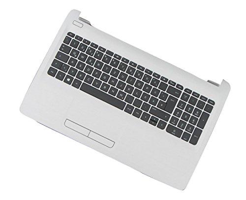 HP 855023-051 Gehäuse-Unterteil+Tastatur Notebook-Ersatzteil - Notebook-Ersatzteile (Gehäuse-Unterteil+Tastatur, Französisch, HP, Pavilion 15-ay)
