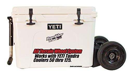 All Terrain Wheel System for YETI Cooler - The Rambler X2