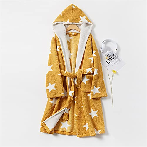 Jesień Zima Ciepła Zagęścić Szlafrok Piżama Długie Szaty Moda Dla Par Bielizna Nocna Szlafrok Z Kapturem Bielizna Nocna Kimono Koszule Nocne W Dużych Rozmiarach