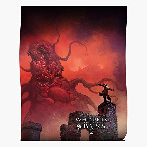 Sign Horror Arkham Elder Lovecraft Mythos Dagon Cthulhu Metal Home Decor Wall Art Print Poster !