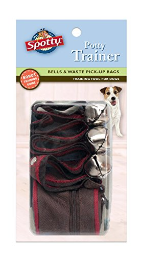 Spotty Potty Trainer Bells and Bags