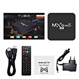 Main Stop Smart TV Box MXQ PRO 5Ghz Android 9.0 4K HD 3D