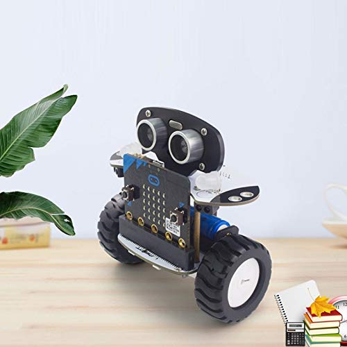 Save %47 Now! Part & Accessories 2018 Microbit Robot Kit Programmable Robot RC Car APP Control Web G...