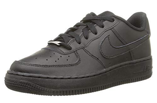 Nike Air Force 1 '07, Zapatillas de Baloncesto para Hombre, Black Black, 49.5 EU