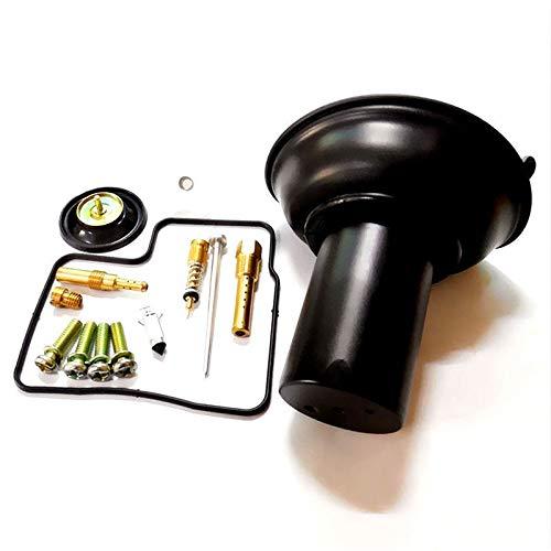Ensamblaje de diafragma de carburador de carburador 1pc con kit de reparación 100% nuevo y de alta Qaulity para HONDA STEED SHADOW cilindro Moto