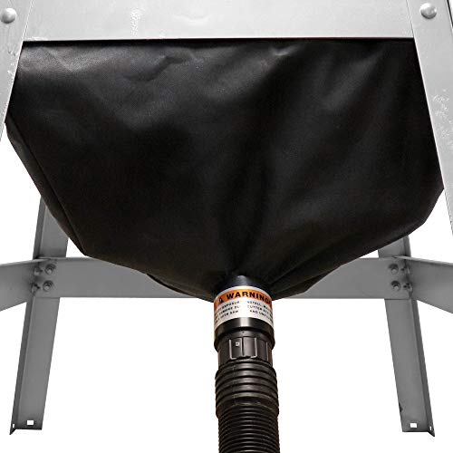 Table Saw Dust Collection System