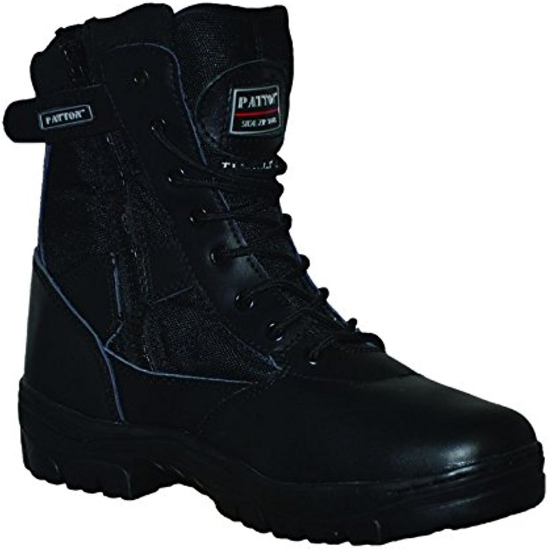 Patton Stiefel Stiefel Typ Magnum Art. S32Springerstiefel Schuhe TG 45