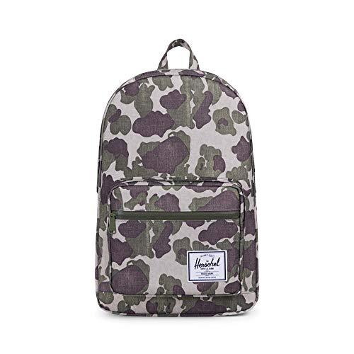 Herschel Supply Co Pop Quiz Laptop Backpack - Frog Camo