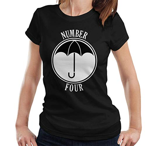 Cloud City 7 Umbrella Academy Number Four Women's T-Shirt