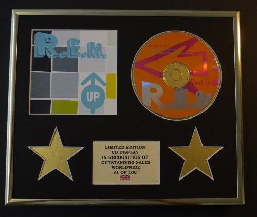 R.E.M./CD Display/Edicion Limitada/Certificato di autenticità/UP