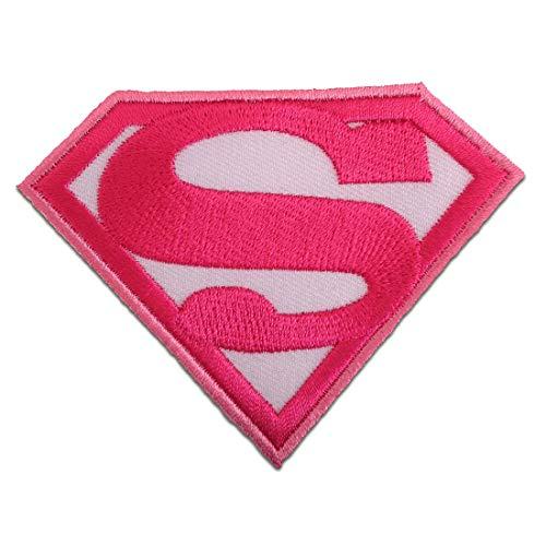 Parches - Superwoman Comic - rosa - 8