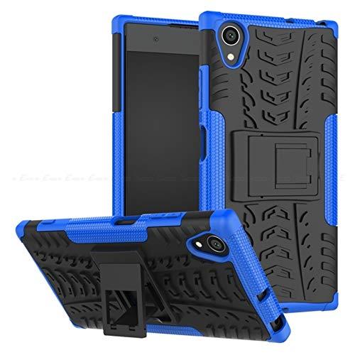 Carcasa de telefono Armor Teléfono Facio Fit For Sony Xperia 10 XA1 XA2 Plus XA Ultra XZ1 XZ2 Compacto XZ3 XZS XZ Premium L3 L2 L1 Transporte a Prueba de Golpes Funda telefónica