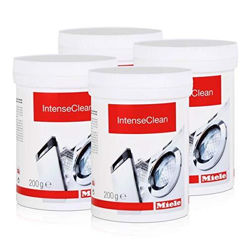 Miele 10716970 IntenseClean 200g - Maschinenreiniger (4er Pack)
