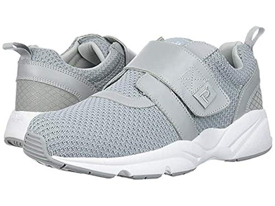 郡征服アンペアProp?t(プロペット) メンズ 男性用 シューズ 靴 スニーカー 運動靴 Stability X Strap - Light Grey 13 M (D) [並行輸入品]