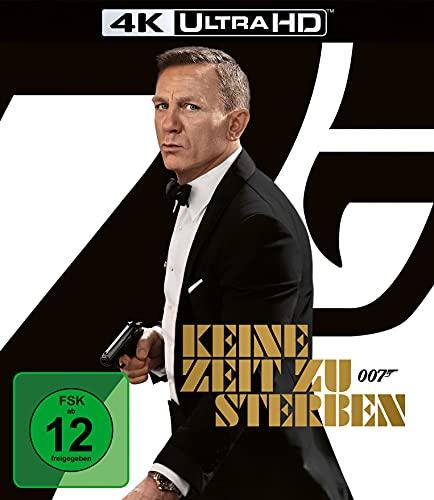 James Bond 007: Keine Zeit zu sterben (4K Ultra HD) (+ Blu-ray 2D)