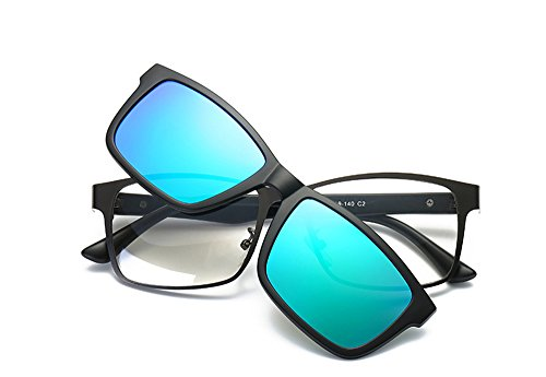 sunglasses brands Magnetic Clip on Polarized Sunglasses Glasses Frame Prescription Eyeglasses TR90