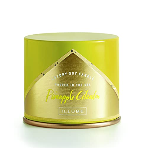 Illume Pineapple Cilantro Vanity Tin - 350ml