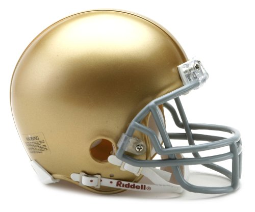 Notre Dame Fighting Irish Riddell Mini Helmet