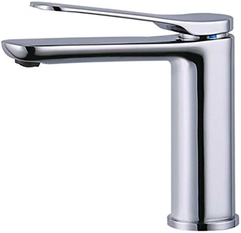 FW Sanitrkeramik Kupfer Chrom Lange ffnung hei Kalt Waschbecken Wasserhahn Wohnung Home Wasser Wasser Sparen Waschbecken Wasserhahn