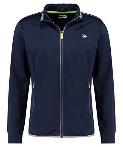 Dunlop Herren Tennis-Jacke Marine (300) M
