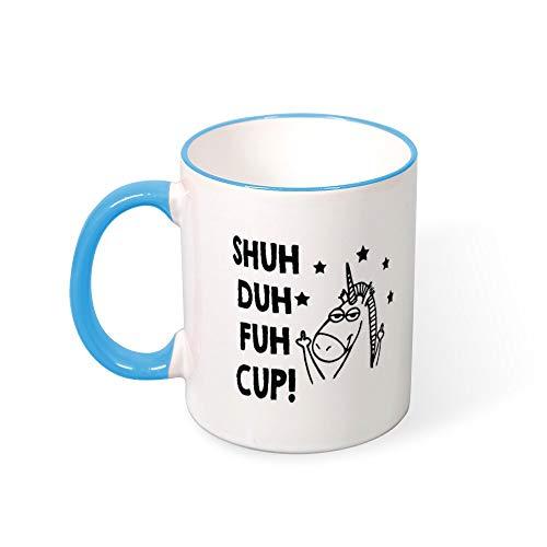 Shu Duh Fuh Best Funny Coffee Mug...