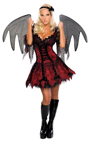 Rubie's Official Ladies Vampire Fairy Secret Wishes Halloween Adult Costume...